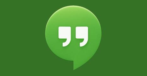 Hangouts permettra les appels sans passer par les serveurs de Google | Libertés Numériques | Scoop.it