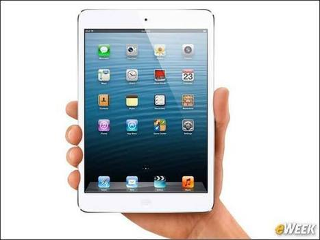 10 Hot Tablets That Will Top the Charts in 2013 | mlearn | Scoop.it