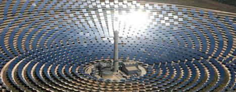Comment conserver l'énergie solaire et éolienne grâce au sel | sustainable development | Scoop.it
