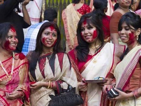 Women-Centric Rituals In Hinduism - BoldSky | Green Wisdom | Scoop.it