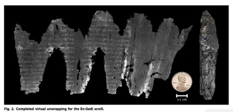 One of the world's oldest biblical texts read for the first time | Software Engineering | Scoop.it