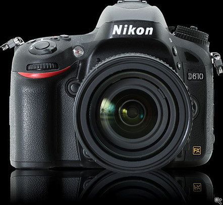 Nikon D610 First Impressions Review: Digital Photography Review | Photography | Scoop.it