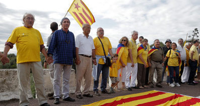 60 percent of Catalans want own state: Poll - The Local | Spanish A Level at KES | Scoop.it