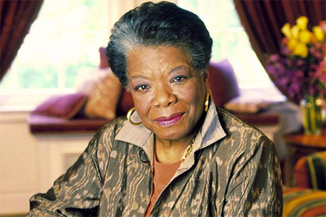 UltraViolet   Tell the Postal Service: Create a Maya Angelou postage stamp   SocialAction2014   Scoop.it