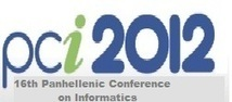 16th Panhellenic Conference on Informatics - PCI 2011 | Education Greece | Scoop.it