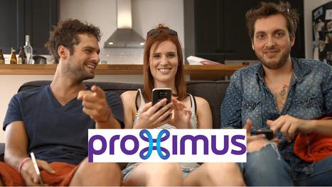 Proximus TV launches sharing service with Swipebox   OTT Services, Netflix, Amazon, Yahoo & Co   Scoop.it