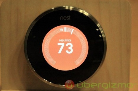 Google Announces Acquisition Of Nest For $3.2 Billion | Information technology | Scoop.it