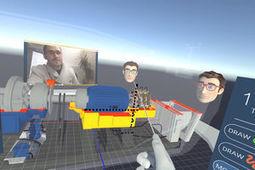 Vidéo : Improov, une plate-forme de réalité virtuelle collaborative pour les pros | Usine Numérique de Rhône-Alpes | Conception, simulation, prototypage | Scoop.it