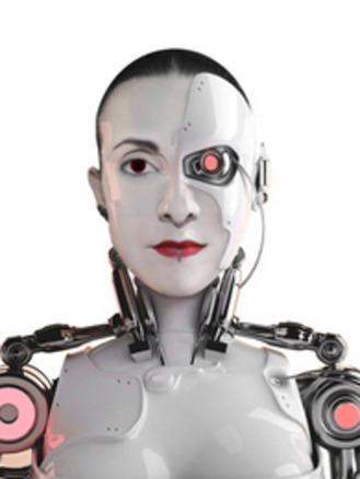 France Cadet : moitié femme, moitié robot | Creative Explorations | Scoop.it