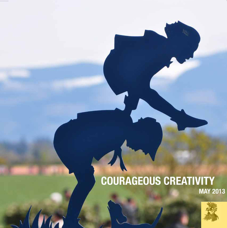 Courageous Creativity | Serious Play | Scoop.it