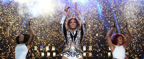 USA • BEYONCE spends second week at No. 1 on Billboard 200 Chart   CHRONYX.be : we love urban music in the charts !   Scoop.it
