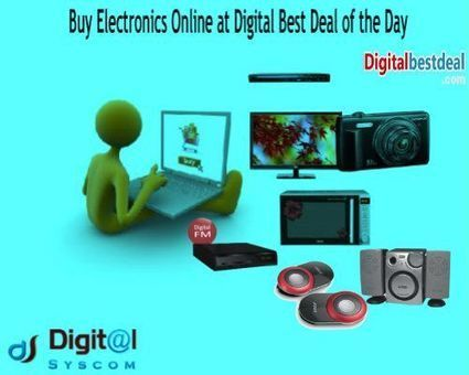 Want Change? Why Not Buy Electronics Online! by Dianna Holzman   computer parts and accessories   Scoop.it