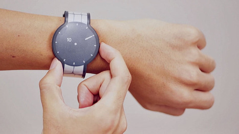Sony's e-ink smartwatch shows how also big brands may use crowdfunding to test new products on the early adopter market | Strategies for Fast Changing Realities | Scoop.it