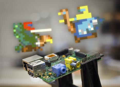 Raspberry Pi Home Arcade - Make: | Open Source Hardware News | Scoop.it