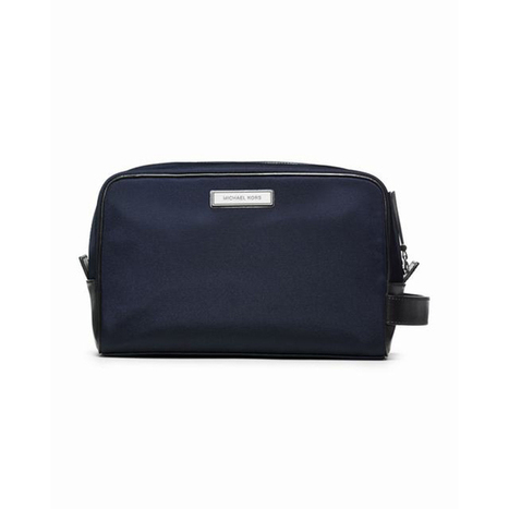 Navy nylon Michael Kors Nylon Travel Kit | my love list | Scoop.it