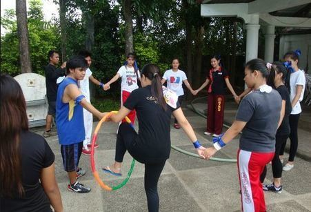 Team Building Games: Activities and Games For Office Parties | Education and Training | Scoop.it