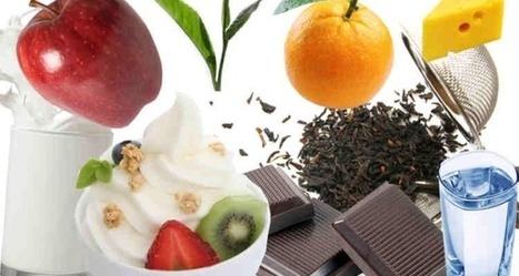15 Super Foods for Healthy Teeth | Health Digezt | Food cravings | Scoop.it