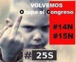 El día 14N y 15N Volvemos a Tomar las Calles y a Ocupar el Congreso | Facebook | REDdeRED – Otro Mundo es Posible | Scoop.it