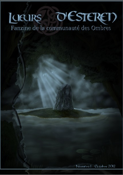Fanzine disponible au téléchargement Lueurs d'Esteren #1 - Octobre 2012 | Jeux de Rôle | Scoop.it