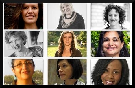 9 women tilting the world upside down | Ogunte | Women Social Innovators | Scoop.it