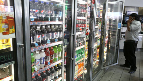 Study Examines Efficacy of Taxes on Sugary Drinks | Health promotion. Social marketing | Scoop.it