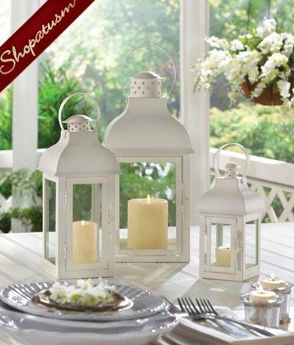 Shopatusm wholesale wedding centerpieces lantern for Cheap wedding decorations in bulk