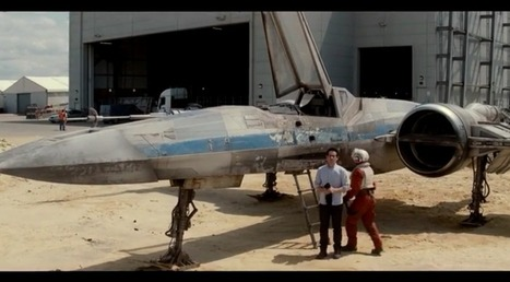 'Star Wars: Episode VII' Plot Leak And X-Wing Video Drive Fans Crazy | Digital-News on Scoop.it today | Scoop.it