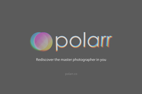 Photo Editor | Polarr - Online Photo Editor. Now support RAW photo editing. | Teaching Art in the Digital Era | Scoop.it