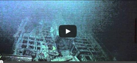 Massive WWII-Era Submarine Found off Hawaiian Coast | Undersea Exploration | Scoop.it