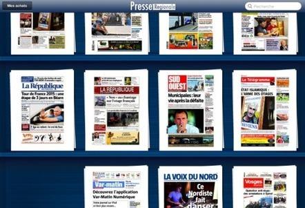 Comment la PQR se débrouille-t-elle sur le web ? | Evolution des pratiques journalistiques, pure player, presse en ligne, presse écrite | Scoop.it
