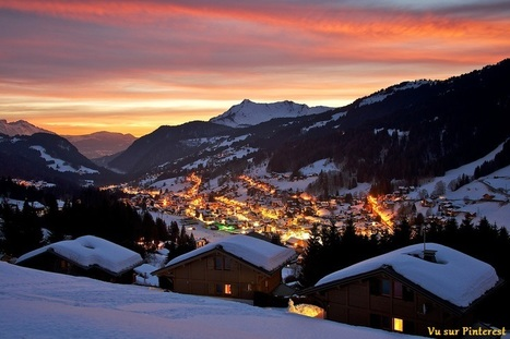 Les Gets : une station de ski pour toute la famille | A visiter | Scoop.it