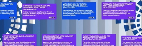 The Top Tech-Politics Developments of 2012 | eParticipate! | Scoop.it