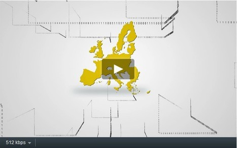 EuroparlTV video: EU data protection - decoding the matrix | Digital Literacy; Cyber safety | Scoop.it