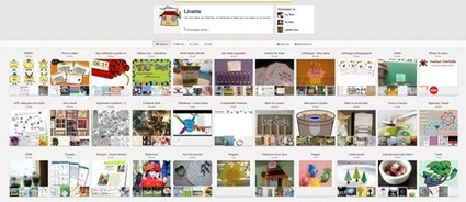 Des idées pour la classe, le centre de loisirs et la maison sur Pinterest | Thot Cursus | E-apprentissage | Scoop.it