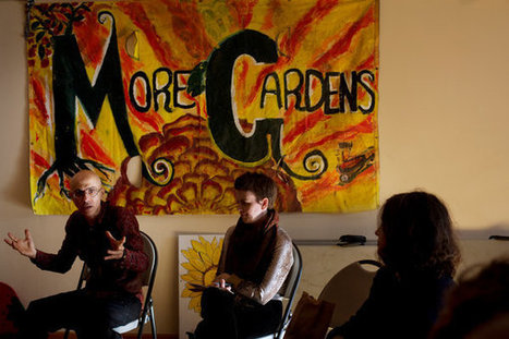 Wary of a New Threat, Community Garden Activists in New York Look Back | Community Gardening Resources | Scoop.it