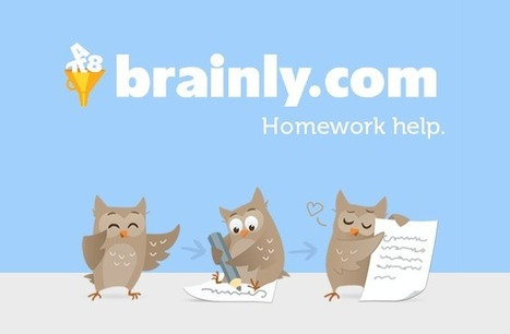 Brainly Engages Students in Crowd Learning - Brilliant or Insane | Education tools | Scoop.it