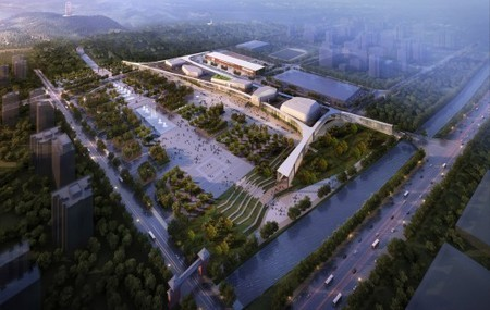[Shandong, China] LITTLE Designs Locally-Inspired Cultural Campus for Anqiu | The Architecture of the City | Scoop.it