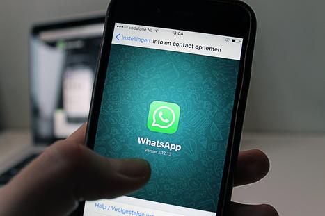 La Seguridad de Whatsapp en el punto de mira | TIKIS | Scoop.it