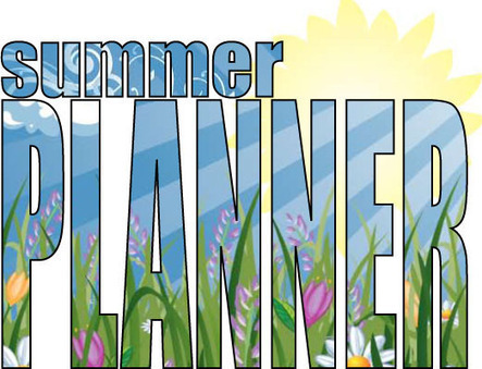2014 Summer Planner is your guide to leisure time - TriCities.com | Life, software, planner, organized! | Scoop.it
