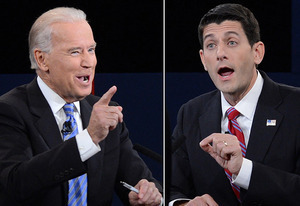 Vice Presidential Debate: The Best Twitter Reactions | Littlebytesnews Current Events | Scoop.it