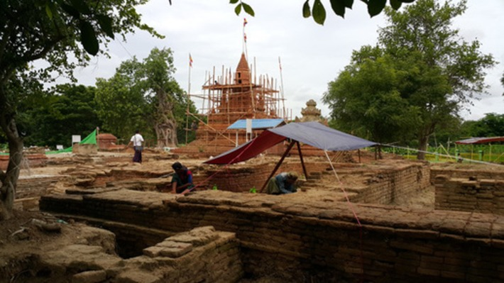Restoration of Thai King's Tomb Continues Under DNA Test Uncertainty | The Irrawaddy (Thaïlande) | Asie | Scoop.it