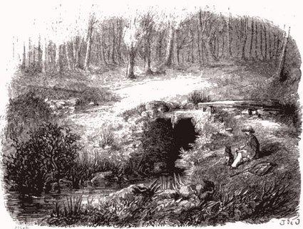 Fontaine miraculeuse de Baranton (Ille-et-Vilaine) | Revue de Web par ClC | Scoop.it
