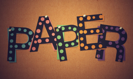 Create a Dot-Cutout Paper Text Effect in Photoshop   The Official Photoshop Roadmap Journal   Scoop.it