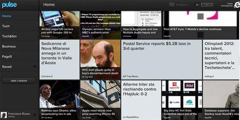 Pulse adesso è anche su web, con l'aiuto di Microsoft | InTime - Social Media Magazine | Scoop.it
