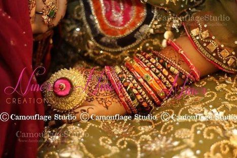 Gotta jewelry for mehndi ceremony | Style Den | Scoop.it