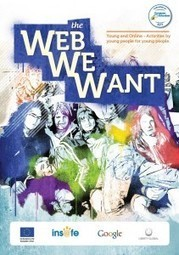 ''The Web We Want '' ..  Educational Handbook  for use by 13-16 year olds ... | [New] Media Art Education & Research | Scoop.it