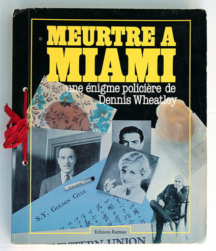 Meurtre à Miami, la première fiction interactive !? | Transmedia lab | Scoop.it