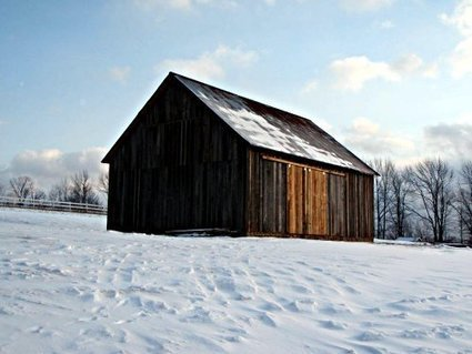 The English Barn in the New World | madisonbarns | American Barns | Scoop.it