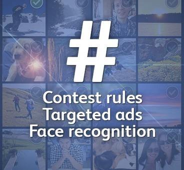Règles de concours, Reconnaissance faciale – Quoi de neuf sur Facebook | Social Media Marketing | Scoop.it