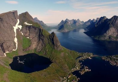 Drone footage of base jumpers in Norway is beautifully bonkers   Real Estate Plus+ Daily News   Scoop.it